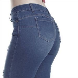 """WAX Jeans """"Butt I Love You"""" Push Up Jeans- 3"""